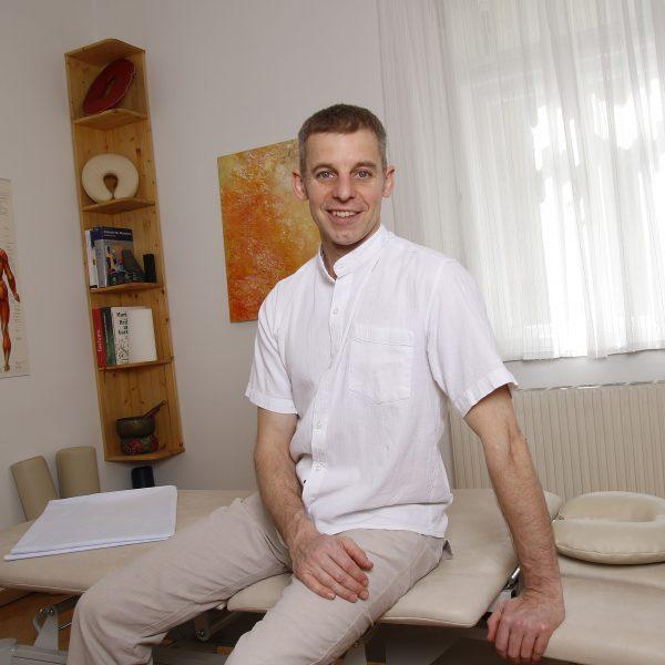 Bernhard Pany - Physiotherapeut